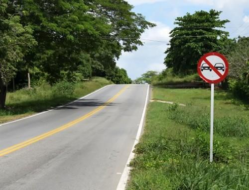 Instituto de Tránsito del Atlántico instaló 1.100 señales y demarcó 150 kilómetros de vías durante 2018
