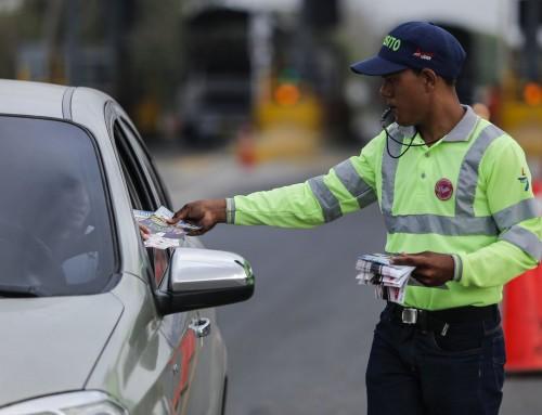 """ITA presentará los """"10 mandamientos viales"""" en Semana Santa"""