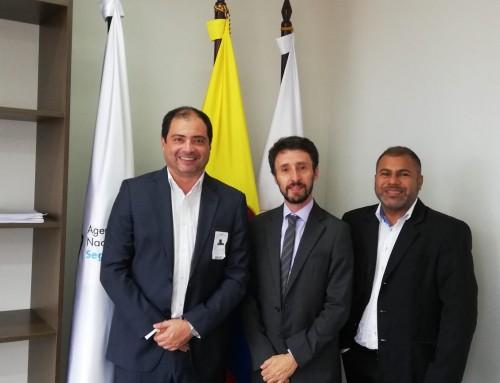 Convenio interadministrativo entre la ANSV y el Instituto de Tránsito del Atlántico