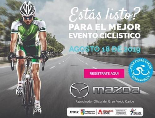 Gran Carrera Ciclística organizada por Gran Fondo Caribe