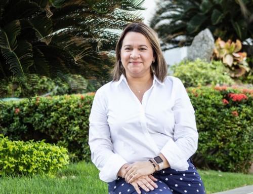 Susana Cadavid, la nueva directora del Tránsito en el Atlántico